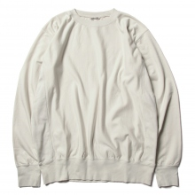 AURALEE / オーラリー | SUPER HIGH GAUGE SWEAT P/O - Ivory
