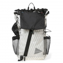 and wander / アンドワンダー | X-Pac 30L backpack - Off White