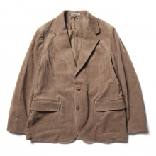 AURALEE / オーラリー | WASHED CORDUROY JACKET - Light Brown