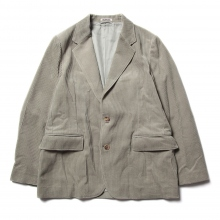 AURALEE / オーラリー | WASHED CORDUROY JACKET - Light Green