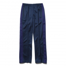 Needles / ニードルズ | Track Pant - Poly Smooth - Navy