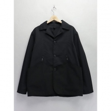 ....... RESEARCH | Flower Carrier Jacket - Black