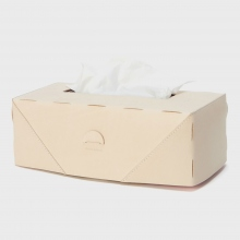 Hender Scheme / エンダースキーマ | tissue box case for cerebrity - Natural