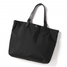 South2 West8 / サウスツーウエストエイト | Balistic Nylon Canal Park Tote - Tall - Black