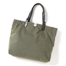 South2 West8 / サウスツーウエストエイト | Cordura Canal Park Tote - Tall - Olive