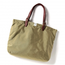 South2 West8 / サウスツーウエストエイト | Cordura Canal Park Tote - Tall - Khaki