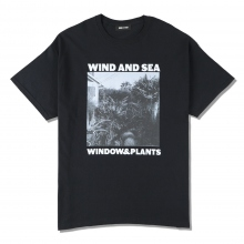 WIND AND SEA / ウィンダンシー | WDS (W&P) PHOTO T-SHIRT - Black ☆