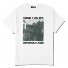 WIND AND SEA / ウィンダンシー | WDS (W&P) PHOTO T-SHIRT - White ☆