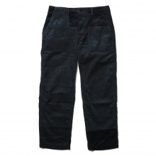 ENGINEERED GARMENTS / エンジニアドガーメンツ | Fatigue Pant - 8W Corduroy - Navy