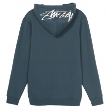 STUSSY / ステューシー | Smooth Stock App. Hood - Ink