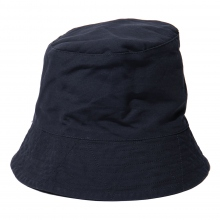 ENGINEERED GARMENTS / エンジニアドガーメンツ | Bucket Hat - Cotton Double Cloth - Dk.Navy
