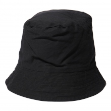 ENGINEERED GARMENTS / エンジニアドガーメンツ | Bucket Hat - Cotton Double Cloth - Black