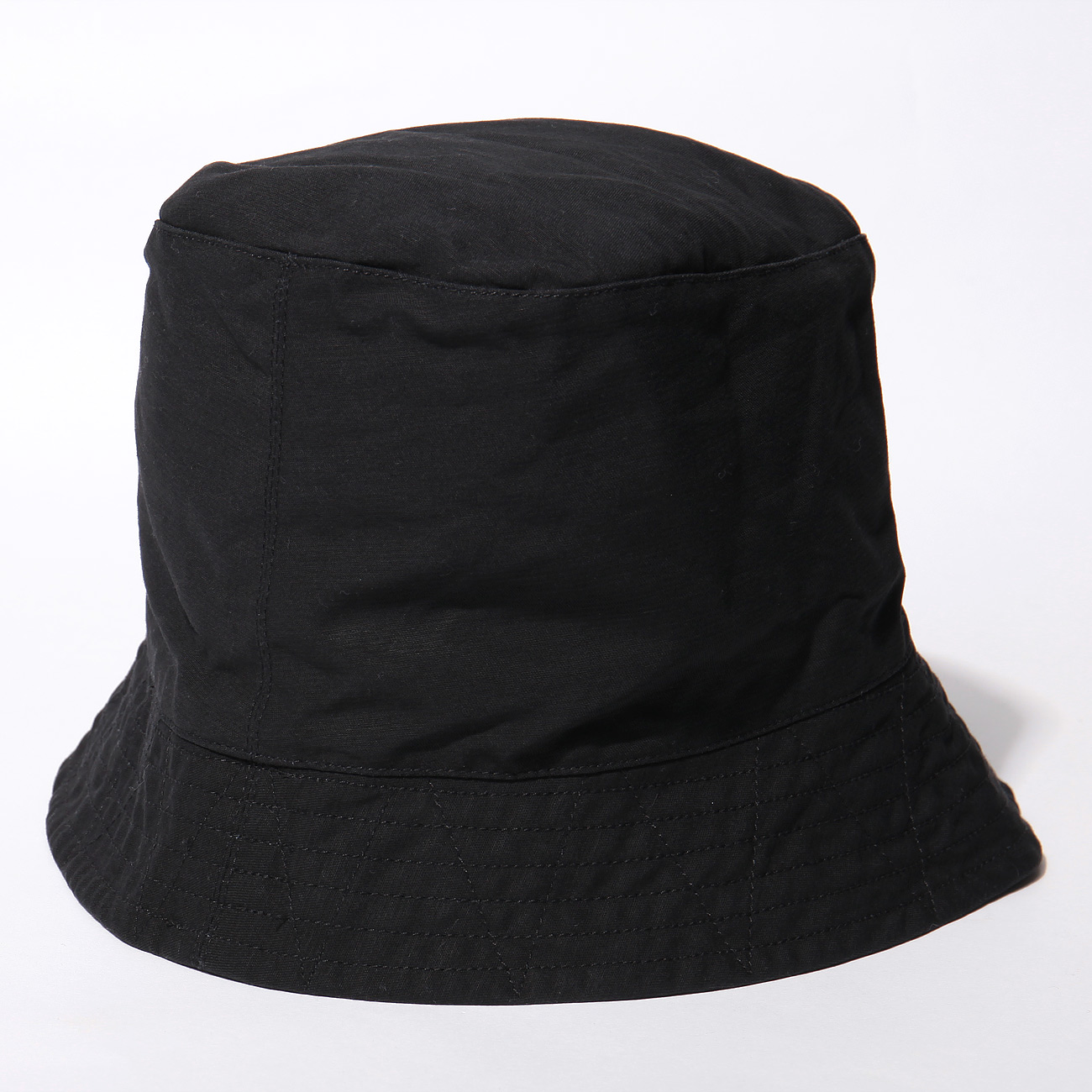 da99383f9f4 HOME   ENGINEERED GARMENTS   キャップ・ハット   Bucket Hat - Cotton Double Cloth -  Black. Previous Next