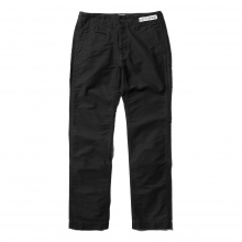 UNIVERSAL PRODUCTS / ユニバーサルプロダクツ | ORIGINAL CHINO TROUSERS - Black