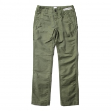 UNIVERSAL PRODUCTS / ユニバーサルプロダクツ | ORIGINAL CHINO TROUSERS - Olive