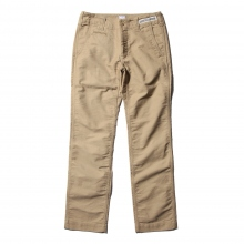 UNIVERSAL PRODUCTS / ユニバーサルプロダクツ | ORIGINAL CHINO TROUSERS - Beige