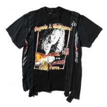 Rebuild by Needles / リビルド バイ ニードルズ | 7 Cuts Tee - Rock - Yngwie J. Malmsteen