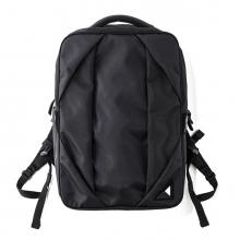 nunc / ヌンク | Rectangle Backpack - Black