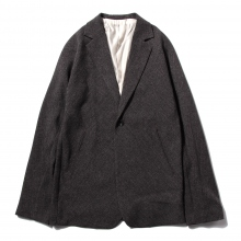 Needles / ニードルズ | Needles - Miles Jacket - Poly Elastic Twill - Black ☆