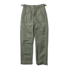 ENGINEERED GARMENTS / エンジニアドガーメンツ | Fatigue Pant - Cotton Double Cloth - Olive ☆