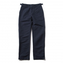 ENGINEERED GARMENTS / エンジニアドガーメンツ | Fatigue Pant - Cotton Double Cloth - Dk.Navy ☆