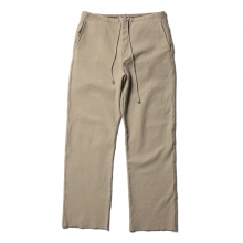 AURALEE / オーラリー | SUPER MILLED SWEAT PANTS - Khaki Gray