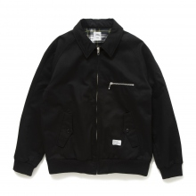 BEDWIN / ベドウィン | GAS STATION JACKET 「DAVISON」 - Black