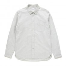 BEDWIN / ベドウィン | L/S BD OX SHIRT 「BRIAN」 - Gray