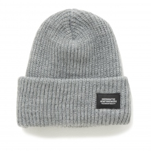 BEDWIN / ベドウィン | ACRLYIC WATCH CAP 「ROBERT」 - Gray