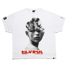 ELVIRA / エルビラ | EXPLODE&RELOAD BIG T-SHIRT - White