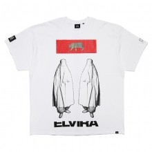 ELVIRA / エルビラ | TIGER&WOMAN BIG T-SHIRT - White