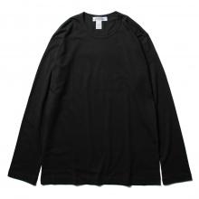 COMME des GARCONS SHIRT | FOREVER / LONG SLEEVE T-SHIRT - Black