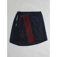 ....... RESEARCH | Mountaineer's Kilt - Navy × Wine