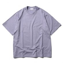 URU / ウル | COTTON S/S TEE - L.Purple
