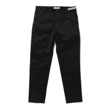 UNIVERSAL PRODUCTS / ユニバーサルプロダクツ | ORIGINAL TAPERED CHINO TROUSERS - Black