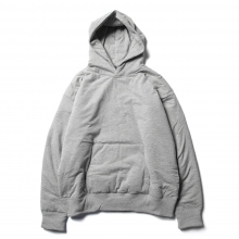 AURALEE / オーラリー | DOUBLE CLOTH PUFFER P/O PARKA - Top Gray