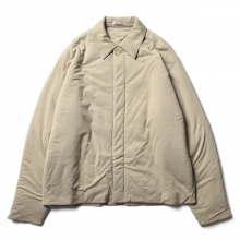 AURALEE / オーラリー | DOUBLE CLOTH PUFFER BLOUSON - Khaki