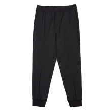 N.HOOLYWOOD / エヌハリウッド | 192-CP03-073-pieces RIBBED EASY PANTS - Black
