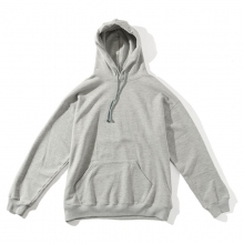 UNIVERSAL PRODUCTS / ユニバーサルプロダクツ | YAAH ECO T/C SWEAT HOODIE - Gray