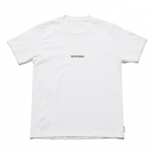 SEASONING / シーズニング | SEASONING TEE - White