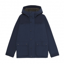 Mr.GENTLEMAN / ミスタージェントルマン | MILITARY MOUNTAIN PARKA - Navy