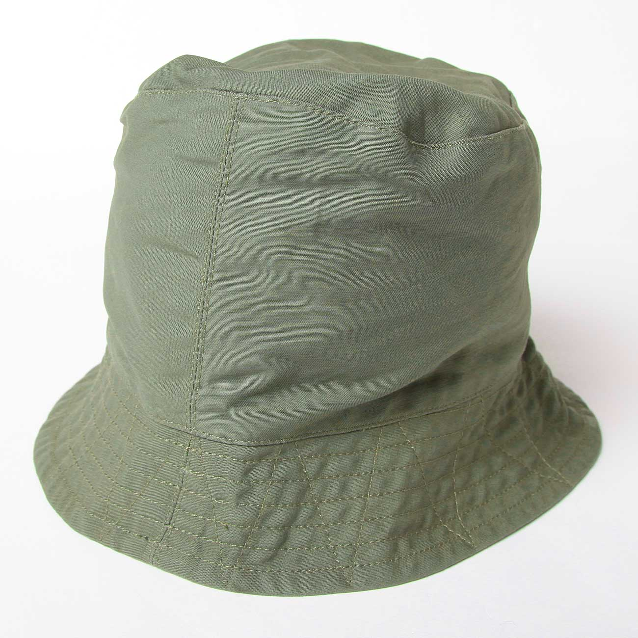 6fe26ddf20c HOME   ENGINEERED GARMENTS   キャップ・ハット   Bucket Hat - Cotton Double Cloth -  Olive. Previous Next