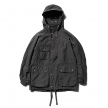 【Point 10% 9/29まで】ENGINEERED GARMENTS | Field Parka - Activecloth - Charcoal