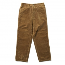 WESTOVERALLS / ウエストオーバーオールズ | 8W CORDUROY TROUSERS. 801S - Brown