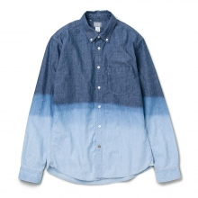 DELUXE CLOTHING / デラックス|SIMON - Indigo × White