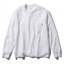 THE NORTH FACE / ザ ノース フェイス | L/S Airy Relax Tee - W ホワイト