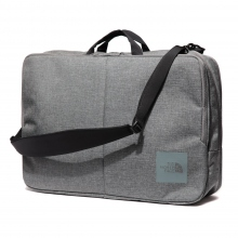 THE NORTH FACE / ザ ノース フェイス | Shuttle 3way Daypack - Medium Heather Grey