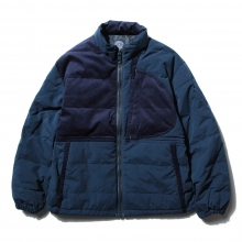 Porter Classic / ポータークラシック | WEATHER DOWN JACKET - Blue