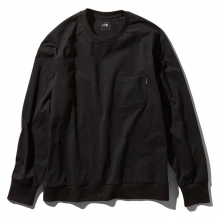 THE NORTH FACE / ザ ノース フェイス | L/S Airy Relax Tee - K ブラック