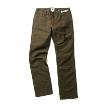 UNIVERSAL PRODUCTS / ユニバーサルプロダクツ|ORIGINAL CHINO TROUSERS - D.Olive